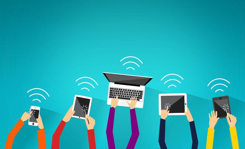 Formation web - support de communication