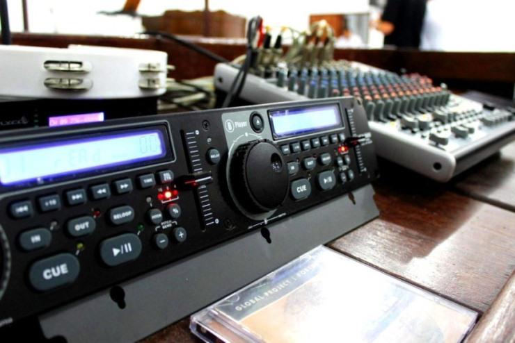 formation audiovisuelle - technique du son et image