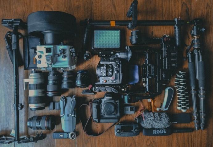 formation en audiovisuel - les outils