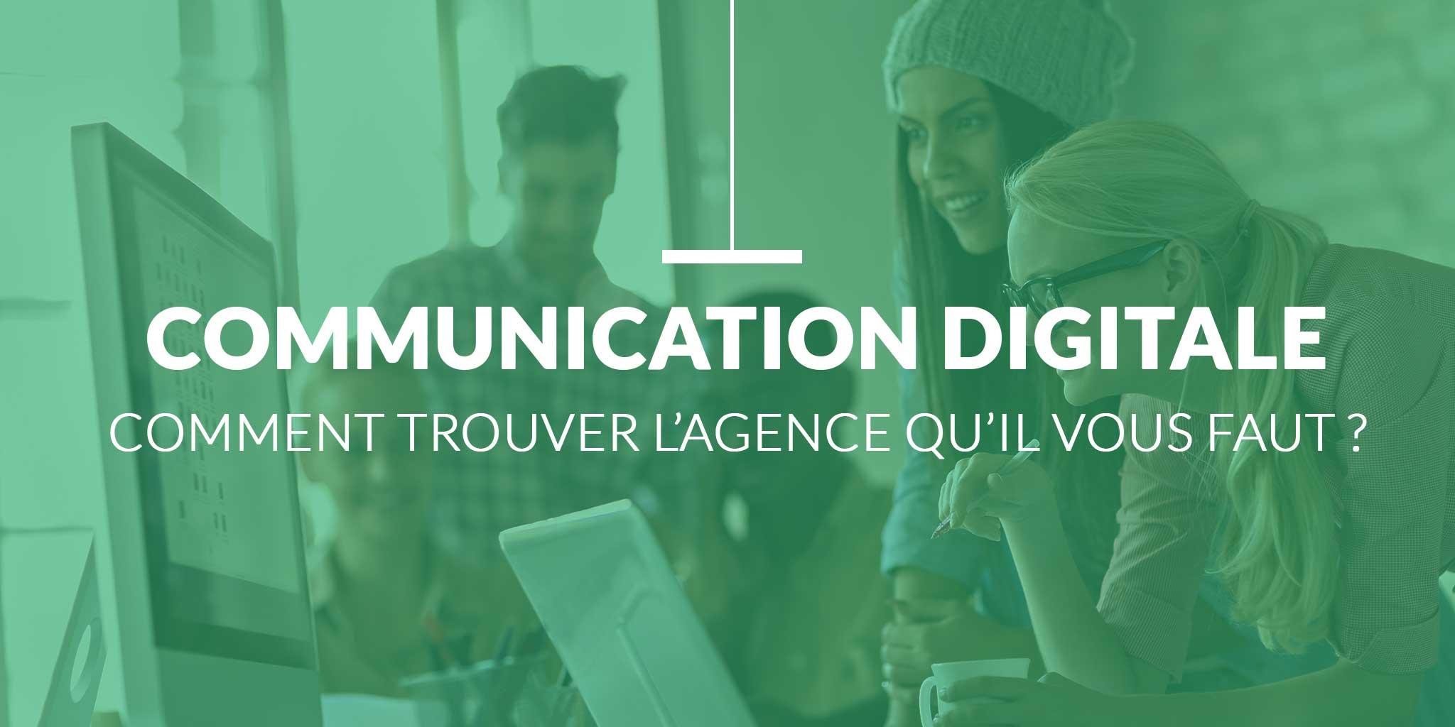 Agence pour digitaliser le système de communication