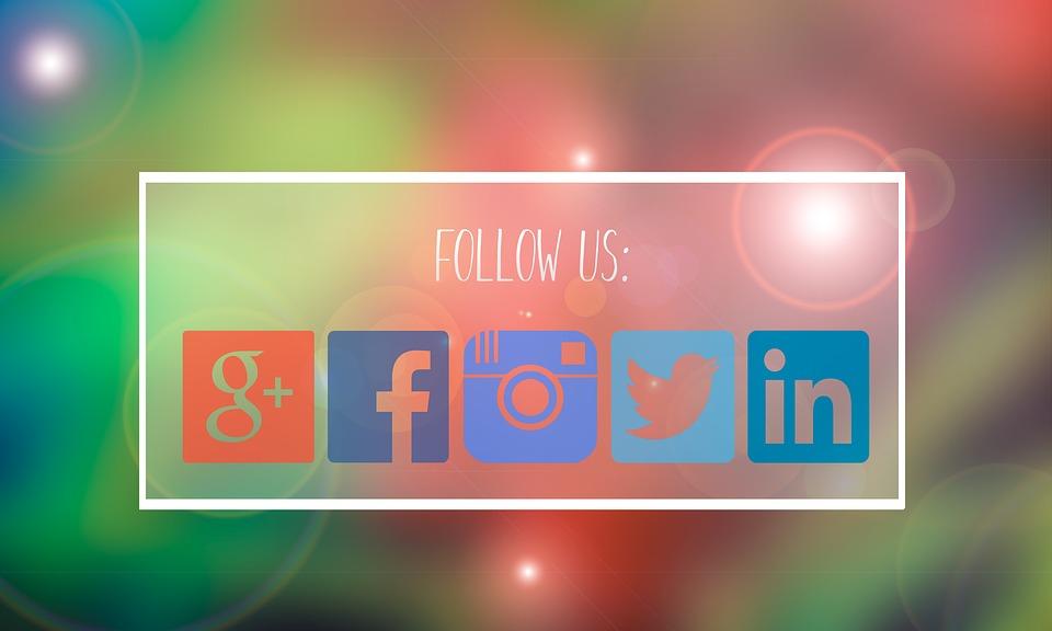 réseaux sociaux dans le marketing d'entreprises