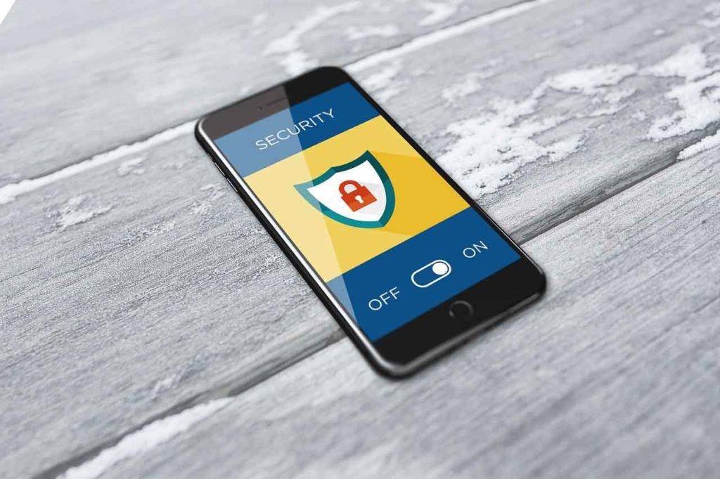 dispositif digital de sécurité