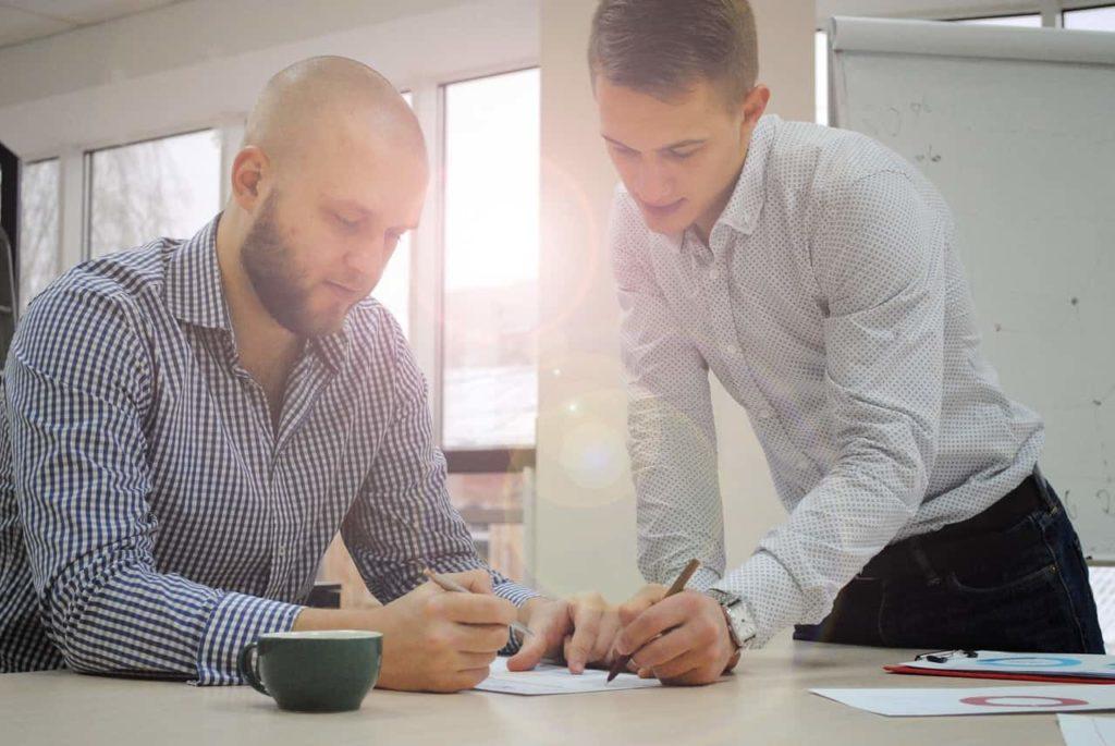identifier en interne les collaborateurs compétents